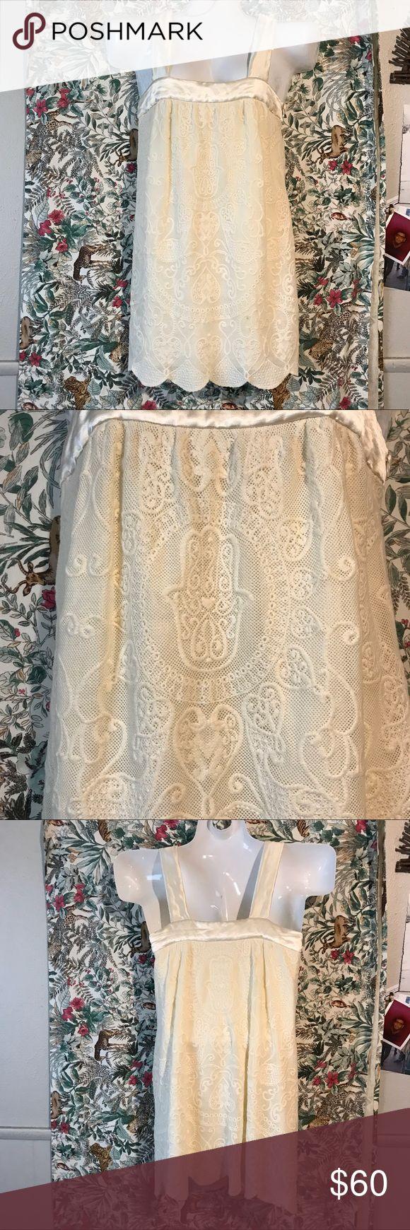 Manoush French Buddha Hand Lace Dress Manoush French Buddha Hand Lace Dress. Size 4 Anthropologie Dresses