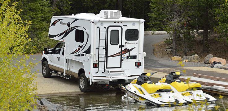 86fb Adventurer Truck Camper Premium Pickup Campers