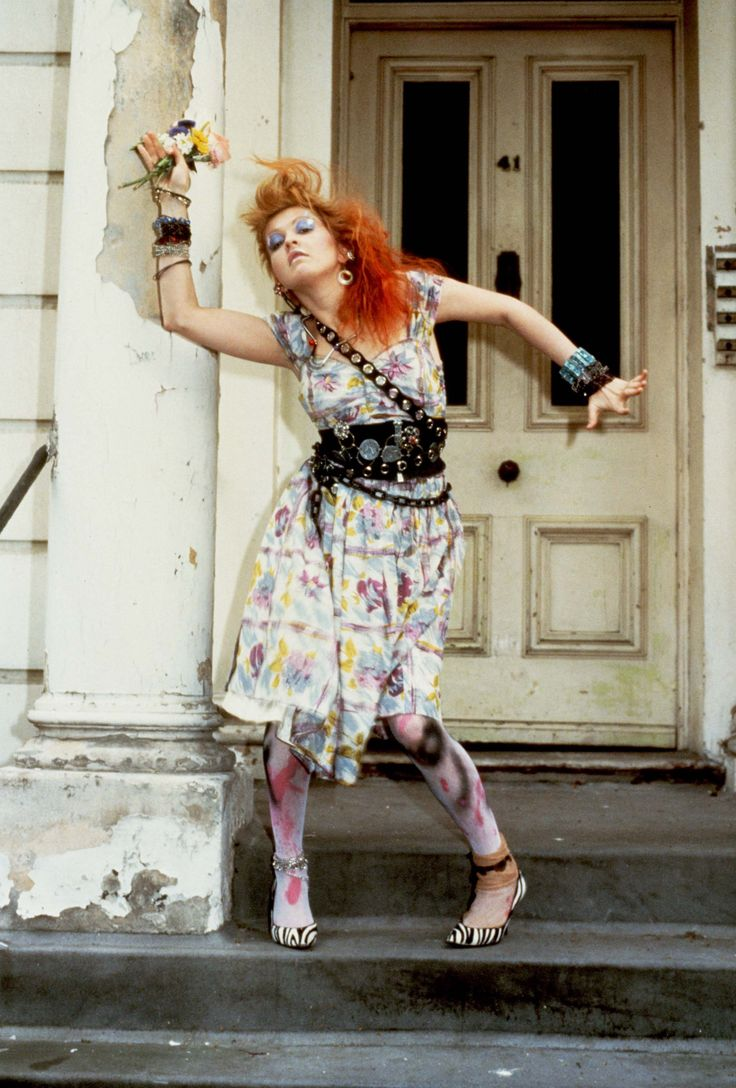 She's So Unusual! 6 Modern Ways to Channel Cyndi Lauper's Iconic Style