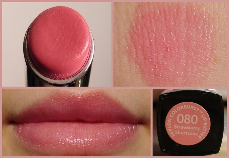 Revlon Strawberry Shortcake Lip Butter 25+ beste idee�...