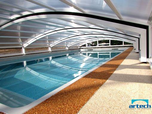 Les 58 meilleures images du tableau abri de piscine bas for Piscine coque polyester albi