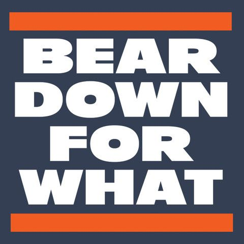 Bear Down For What T-Shirt  http://thehecklerstore.com/products/bear-down-for-what-t-shirt