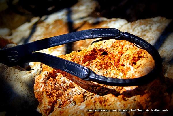 Minorcan tail-belt by Pura Raza Menorquina, via Flickr #menorcahorses