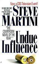 Undue+Influence+(Mass+Market+Paperback+-+1996)+by+Steve+Martini