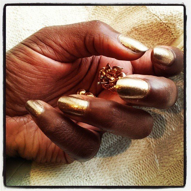 Why a Touch of Gold Changes Everything: 11 Gilded Instagrams that Shine Bright