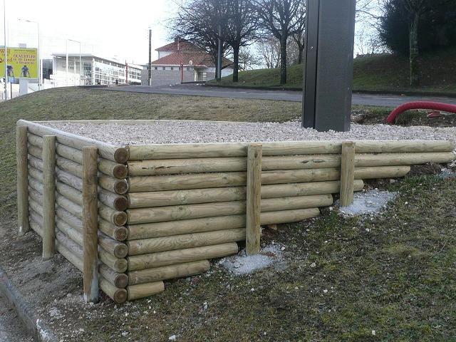 bois autoclave est un bois qui a subi un traitement de protection en