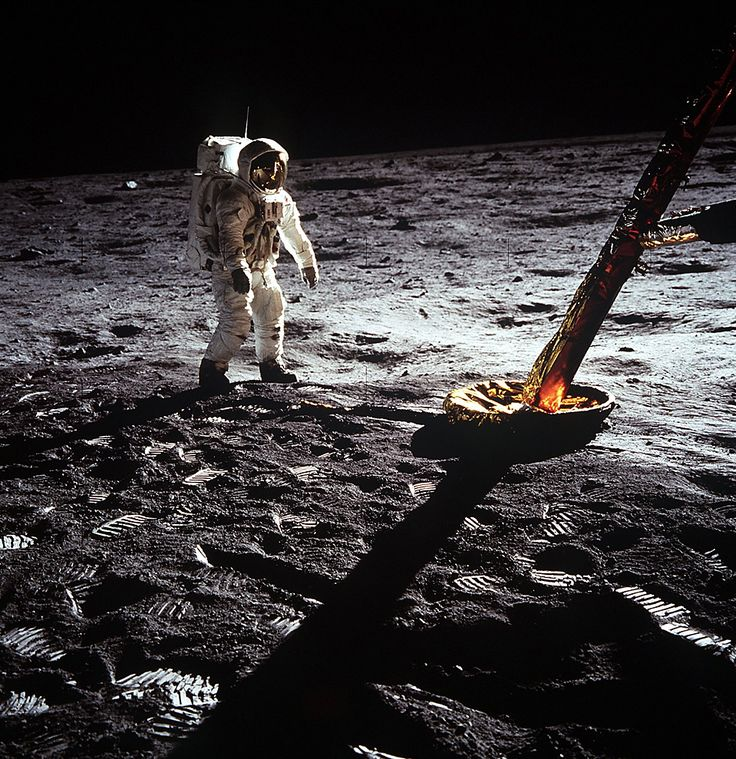 Monday marks the 40th anniversary of the July 20, 1969, Apollo 11 moon landing by American astronauts Neil Armstrong, Buzz Aldrin and Michael Collins. (