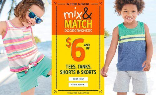 Carters OshKosh Bgosh Canada Sale: Mix & Match  Extra $10 Off With Promo Code http://www.lavahotdeals.com/ca/cheap/carters-oshkosh-bgosh-canada-sale-mix-match-extra/208207?utm_source=pinterest&utm_medium=rss&utm_campaign=at_lavahotdeals
