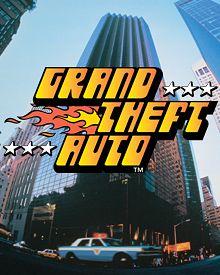 Games   Rockstar Games - Grand Theft Auto (GTA) 1997 - psone, pc