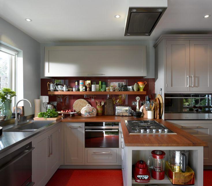 Bespoke Kitchen Designs Uk: 7 Best Roundhouse Large Spaces Images On Pinterest