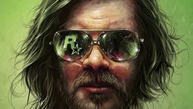 Sam Houser by Sam Spratt