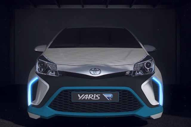 Toyota Yaris Hybrid-R, 420 cavalli per l'ibrida da corsa, VIDEO - auto.it