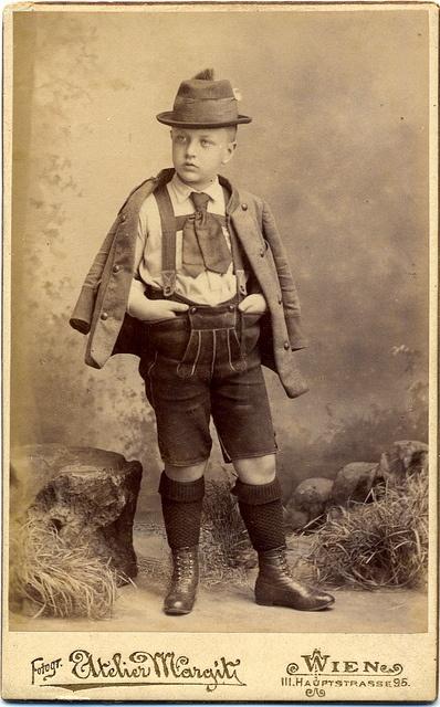 Vintage Lederhosen