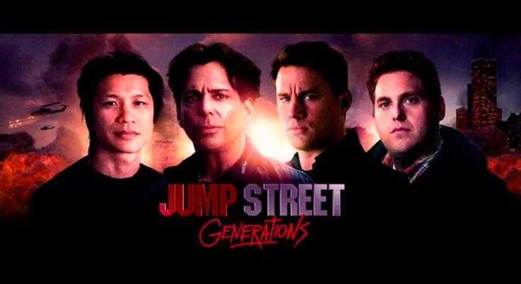 Jump Street Generations