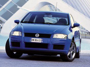 Fiat Stilo Abarth 3-door Worldwide (192) '2001–04