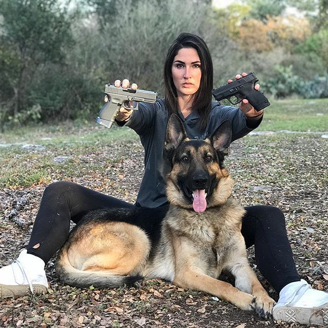 All things I can rely on ❤️ ———————————— #comeandtakeit #molonlabe #igmilitia #gsd #gsdofinstagram #german #girlswhoshoot #pro2a #germanshepherd #glock #smithandwesson #ruger #edc #everydaycarry #girlswithguns #tactical #shooting #shoot #gun #guns #2ndamendment #donttreadonme #texas #pewpew #pewpewlife #germanshepherdsofinstagram #huntress #american #usa