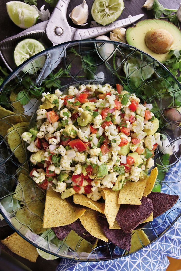Landlocked Ceviche From 'Thug Kitchen Party Grub'
