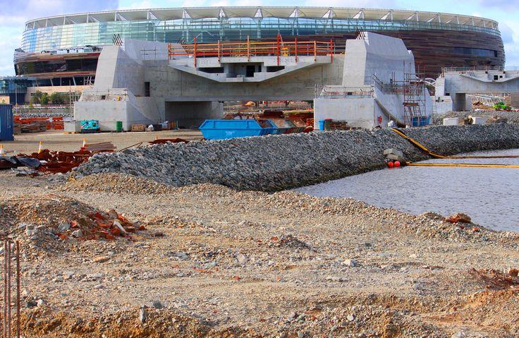 #ERV | UC | New Perth Stadium [ 60,000 seats | Stadia ] - Page 201 - SkyscraperCity