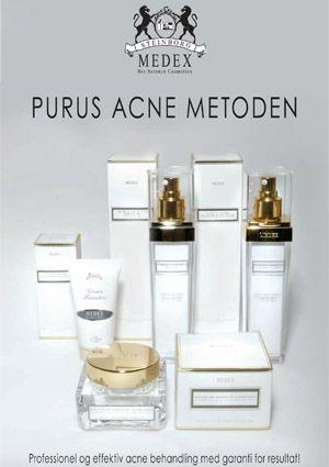 Medex Purus Acne Metoden