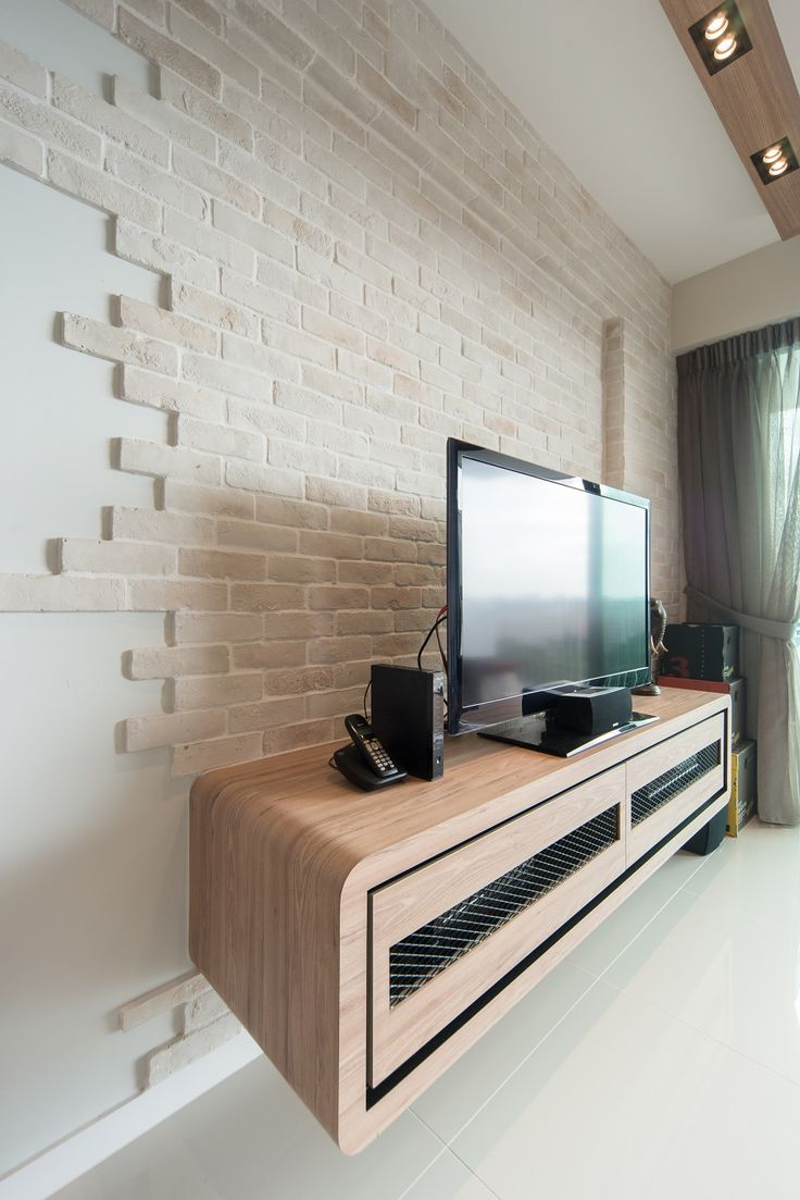 LivingDining Area Of 4 Room HDB DBSS Apartment At