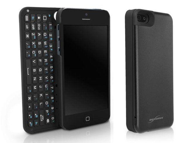 Fancy - Keyboard Buddy iPhone 5 Case