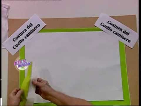 Hermenegildo Zampar - Bienvenidas TV - Enseña la costura del cuello de l...