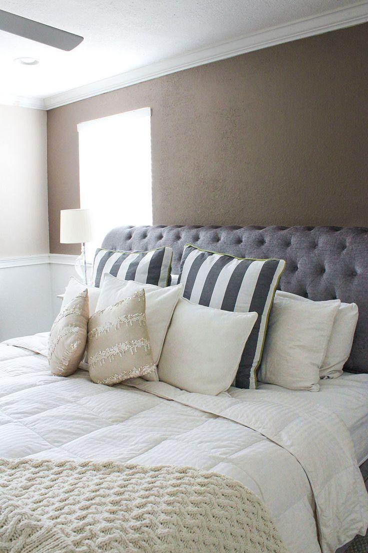 Best 25 Grey brown bedrooms ideas on Pinterest  Wall