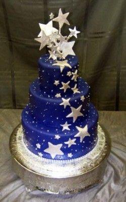 imagenes de tortas de 15 años modernas para descargar
