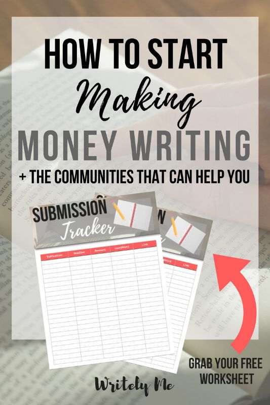 creative writing for money Disclaimer: writecustomcom is a custom writing service that provides online on-demand writing work for assistance purposes all the work should be used in accordance with the appropriate policies and applicable laws.