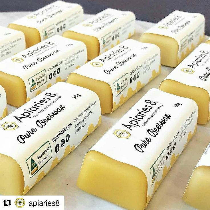 Just over here minding our beeswax  @apiaries8 beeswax now available at Kiah perfect for making natural skincare lipbalm sunscreen cleaning and even food wraps! Get planning for next weekend's projects  http://ift.tt/2gAXfq6