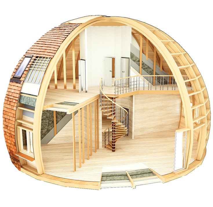 Best 25 round house ideas on pinterest yurts round for Geodesic home plans