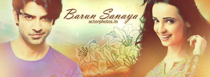 Facebook Cover of Barun Sobti & Sanaya Irani