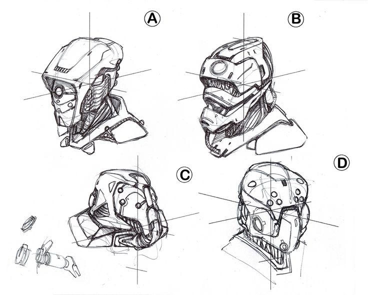 concept robots: Concept art from PLUG | Characters_SciFi ...