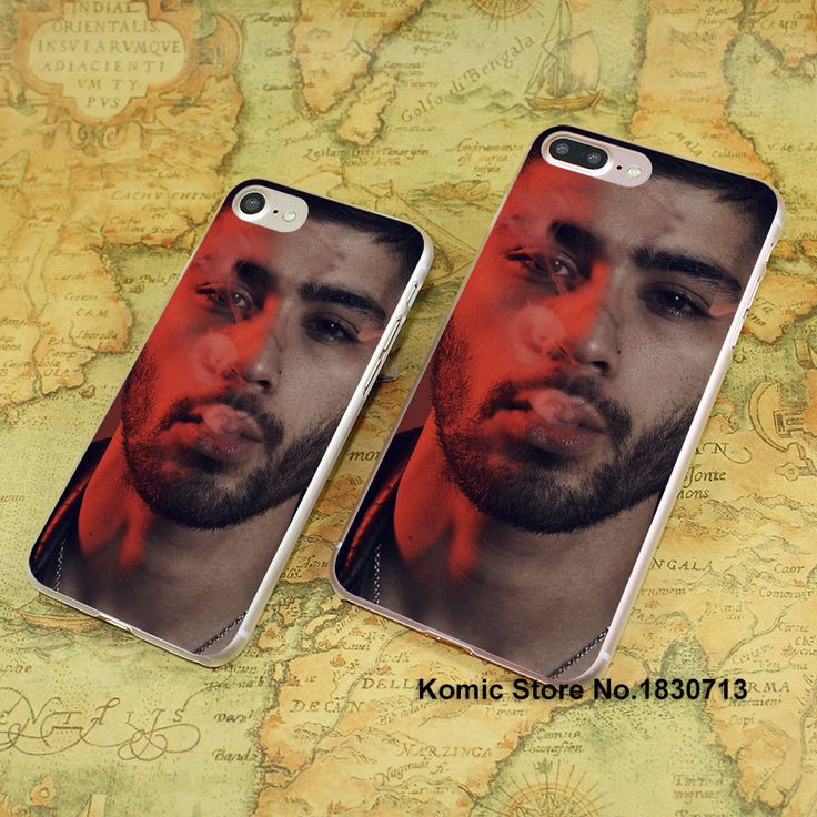 This is Jonny Zayn Malik smoking design hard transparent clear Cover Case for Apple iPhone 7 6 6s Plus SE 4s 5s 5c