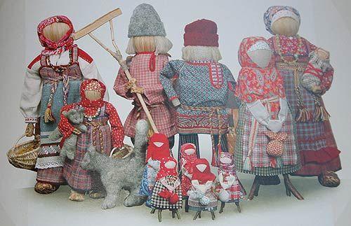 Arkhangelsk peasants
