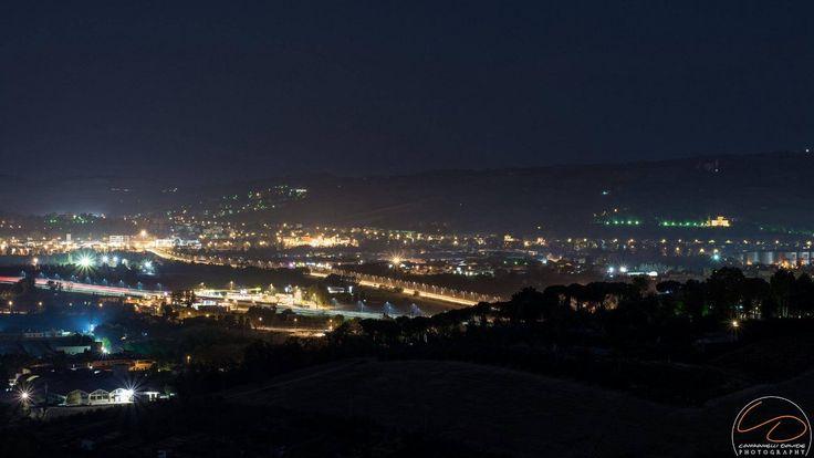 Obiettivo Pesaro: Pesaro by Night nella foto di Davide Campanelli http://vivere.biz/abeW