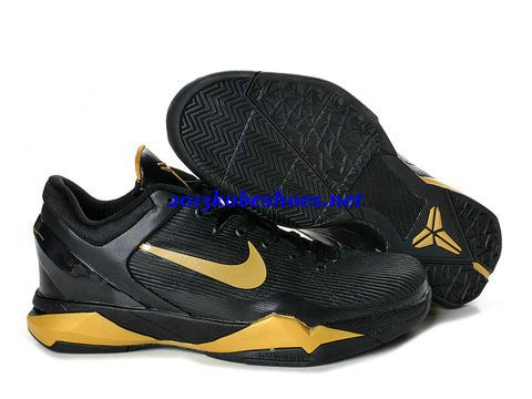 Nike Zoom Kobe 7 Black Gold