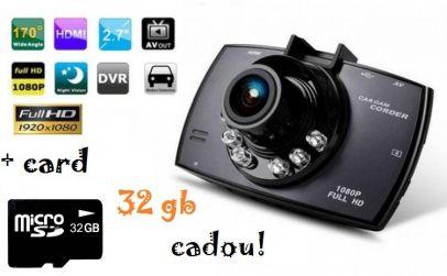 Camera auto FullHD + card 32GB 55% Reducere 259Lei 585Lei Vezi promotia Promotiile zilei cu reduceri de pina 90% | Sanatate pentru prieteni