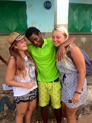 Saying goodbye is never easy, especially with such wonderful teachers and students. We'll miss you girls! #madagascarvolunteer