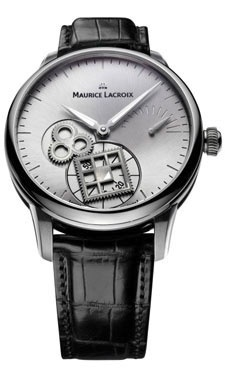 Maurice Lacroix Watches - Masterpiece Roue Carree Seconde
