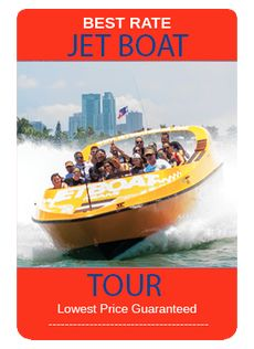 Miami Jet Boat Ride for the best prices and deals check out www.MiamiSightSeeingTours.com