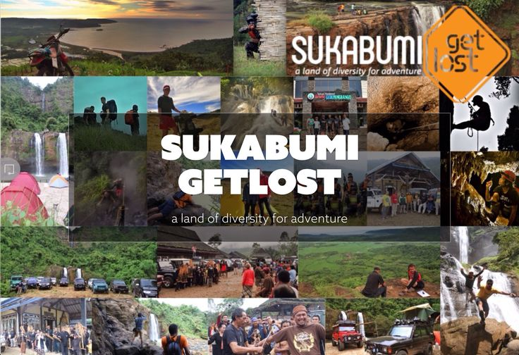 Sukabumi getlost >>> a Land of Diversity of Adventure