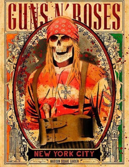 150 Best Guns N Roses Images On Pinterest Concert Posters Gig Poster And Guns And Roses