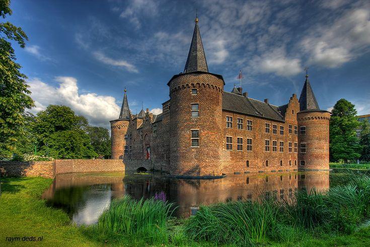 Helmond castle, Netherlands