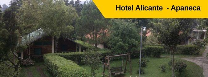 Fotos, recomendaciones y datos de contacto del Hotel Alicante Apaneca. Hotel de Montaña en Concepción de Ataco.