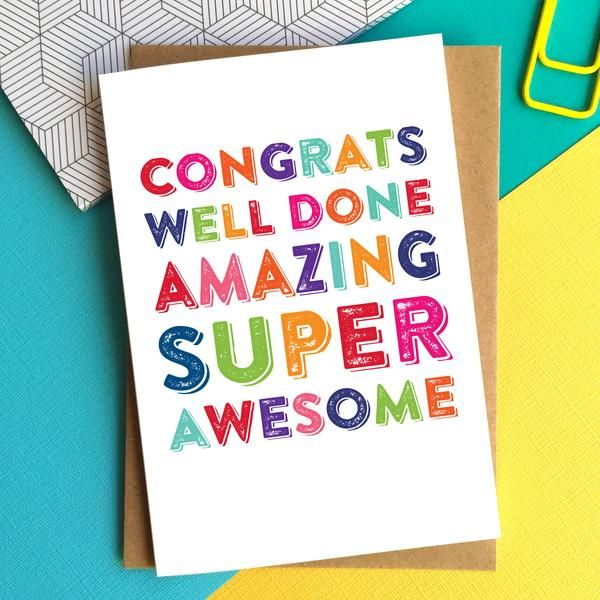 10 best Exam Congratulations Cards images on Pinterest - exam best wishes cards