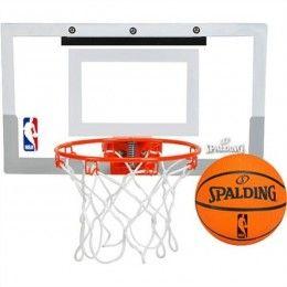 Splading nba slam jam panier d'intèrieur avec ballon   sportinlove 2014