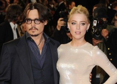 Amber Heard's Ex Says She is Pregnant