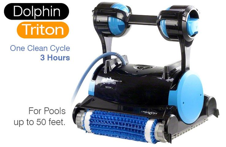 Dolphin-Triton-Automatic-Pool-Cleaner