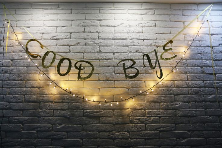 Good Bye Party | Youth Club | Pinterest | Parties and Good bye